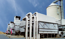 World's largest belt dryer for biomass