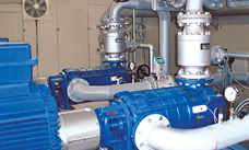 ANDRITZ high-pressure pumps