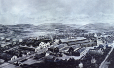 The ANDRITZ site in Graz in 1952
