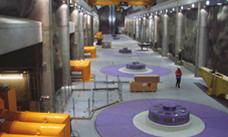 Hydropower plant Karahnjukar, Iceland