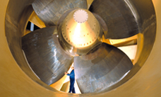 Bulb turbine
