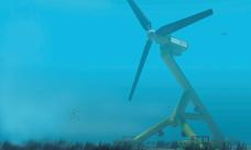 Tidal current turbine HS1000