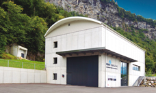 Schattenhalb 3 hydropower plant, Switzerland