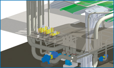 Paper machine approach system
