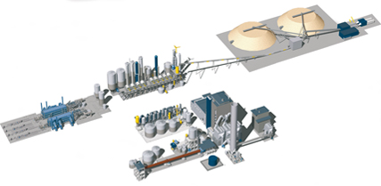 Chemical pulp mill technology