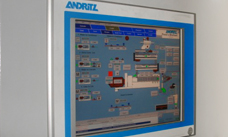 Touch screen control system