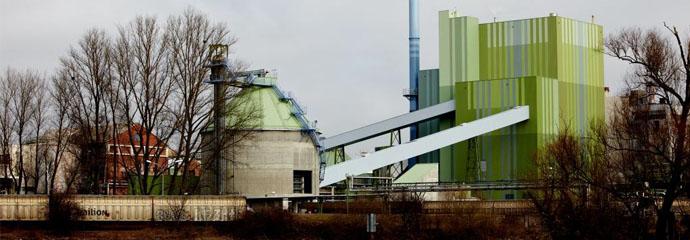 Steam generation plant – Germany