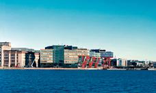 ANDRITZ Oy headquarters at Tammasaarenkatu in Helsinki, Finland