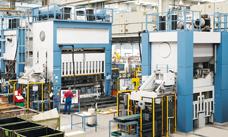 Different presses