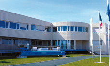 Manufacturing plant, R&amp;D center, and service center in Chteauroux, France 