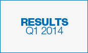 Business Results Q1 2014