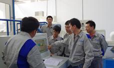 ANDRITZ Wuxi service supervisors