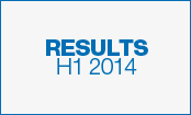 Results H1 2014