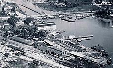 Historic picture Warkaus Works