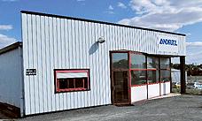 ANDRITZ Feed & Biofuel Technologies in Saint Martin Le Beau, FranceANDRITZ Feed & Biofuel Technologies in Saint Martin Le Beau, France