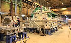Savonlinna Works facilites