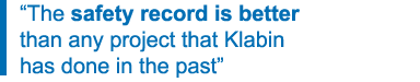 """ANDRITZ & Klabin Puma Mill: """"The safety record is better than any project that Klabin has done in the past."""""""