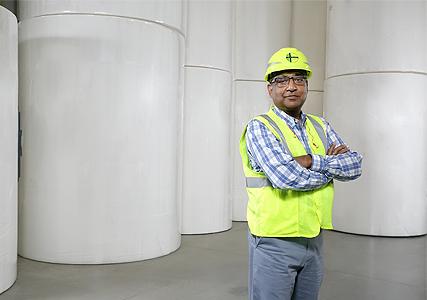 Arvind Agarwal, CEO of IGIC