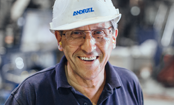 Energy efficient fiber treatment with Durabond refiner plates